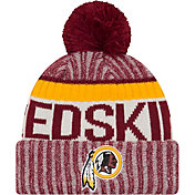 New Era Men's Washington Redskins Sideline 2017 Sport Knit