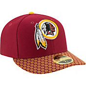 New Era Men's Washington Redskins Sideline 2017 On-Field 59Fifty Fitted Hat