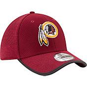 New Era Men's Washington Redskins 2017 Training Camp 39Thirty Red Stretch Fit Hat