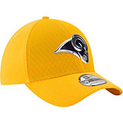 New Era Men's Los Angeles Rams Color Rush 2017 On-Field 39Thirty Stretch Fit Hat