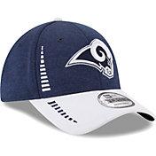New Era Men's Los Angeles Rams Speed Tech 9Forty Adjustable Hat