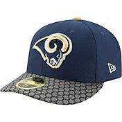 New Era Men's Los Angeles Rams Sideline 2017 On-Field 59Fifty Fitted Hat