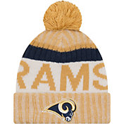 New Era Men's Los Angeles Rams Sideline 2017 Team Alt Sport Knit