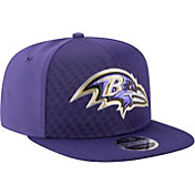 New Era Men's Baltimore Ravens Color Rush 2017 On-Field 9Fifty Snapback Adjustable Hat