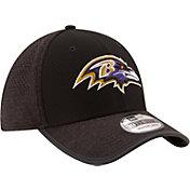 New Era Men's Baltimore Ravens 2017 Training Camp 39Thirty Black Flex Hat