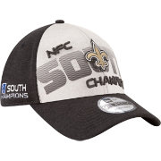 New Era Men's New Orleans Saints NFC South Division Champs 9Forty Adjustable Hat