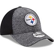 New Era Men's Pittsburgh Steelers Shadow Turn 9Forty Adjustable Hat
