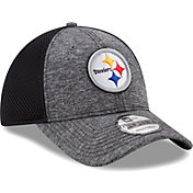New Era Men's Pittsburgh Steelers Shadow Turn 9Forty Adjustable Hat