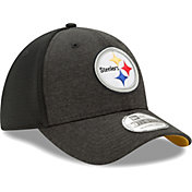 New Era Men's Pittsburgh Steelers Shadow 39Thirty Stretch Fit Hat