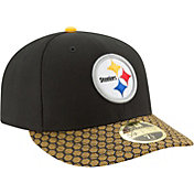 New Era Men's Pittsburgh Steelers Sideline 2017 On-Field 59Fifty Fitted Hat