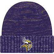 New Era Men's Minnesota Vikings Color Rush 2017 On-Field Knit Hat