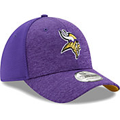 New Era Men's Minnesota Vikings Shadow 39Thirty Stretch Fit Hat