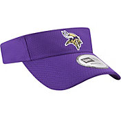 New Era Men's Minnesota Vikings 2017 Training Camp Purple Adjustable Visor