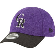 New Era Toddler Colorado Rockies 9Forty Shadow Tech Adjustable Hat
