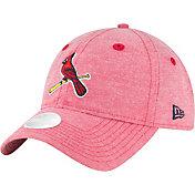 New Era Women's St. Louis Cardinals 9Twenty Team Linen Adjustable Hat