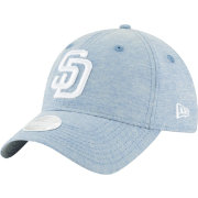New Era Women's San Diego Padres 9Twenty Team Linen Adjustable Hat