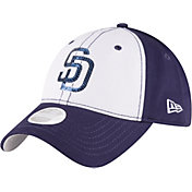 New Era Women's San Diego Padres 9Twenty Essential Navy Adjustable Hat