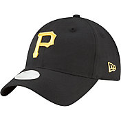New Era Women's Pittsburgh Pirates 9Twenty Team Linen Adjustable Hat