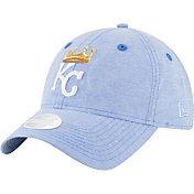 New Era Women's Kansas City Royals 9Twenty Team Linen Adjustable Hat