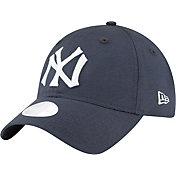 New Era Women's New York Yankees 9Twenty Team Linen Adjustable Hat