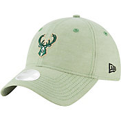 New Era Women's Milwaukee Bucks 9Twenty Adjustable Hat
