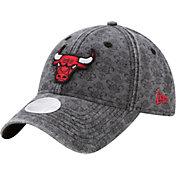 New Era Women's Chicago Bulls 9Twenty Vintage Flair Adjustable Hat