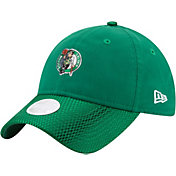 New Era Women's Boston Celtics On-Court 9Twenty Adjustable Hat