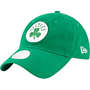 New Era Women's Boston Celtics 9Twenty Glisten Adjustable Hat