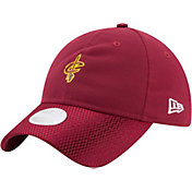 New Era Women's Cleveland Cavaliers On-Court 9Twenty Adjustable Hat