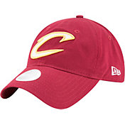 New Era Women's Cleveland Cavaliers 9Twenty Glisten Adjustable Hat