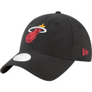 New Era Women's Miami Heat 9Twenty Adjustable Hat