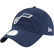 New Era Women's Utah Jazz 9Twenty Glisten Adjustable Hat
