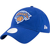 New Era Women's New York Knicks 9Twenty Glisten Adjustable Hat