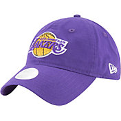 New Era Women's Los Angeles Lakers 9Twenty Glisten Adjustable Hat