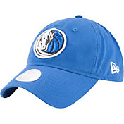 New Era Women's Dallas Mavericks 9Twenty Glisten Adjustable Hat