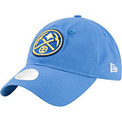 New Era Women's Denver Nuggets 9Twenty Glisten Adjustable Hat