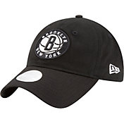 New Era Women's Brooklyn Nets 9Twenty Glisten Adjustable Hat