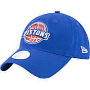 New Era Women's Detroit Pistons 9Twenty Glisten Adjustable Hat