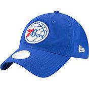 New Era Women's Philadelphia 76ers 9Twenty Glisten Adjustable Hat