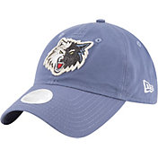 New Era Women's Minnesota Timberwolves 9Twenty Glisten Adjustable Hat