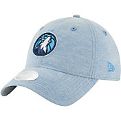 New Era Women's Minnesota Timberwolves 9Twenty Adjustable Hat