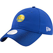 New Era Women's Golden State Warriors On-Court 9Twenty Adjustable Hat