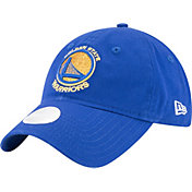 New Era Women's Golden State Warriors 9Twenty Glisten Adjustable Hat