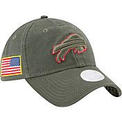 New Era Women's Buffalo Bills Salute to Service 2017 9Twenty Adjustable Hat