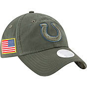 New Era Women's Indianapolis Colts Salute to Service 2017 9Twenty Adjustable Hat