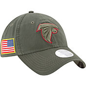 New Era Women's Atlanta Falcons Salute to Service 2017 9Twenty Adjustable Hat