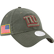 New Era Women's New York Giants Salute to Service 2017 9Twenty Adjustable Hat