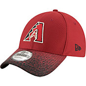 New Era Youth Arizona Diamondbacks 9Forty Visor Blur Adjustable Hat