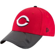 New Era Youth Cincinnati Reds 9Forty Reflectavize Adjustable Hat