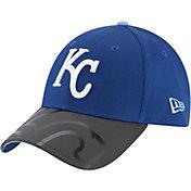 New Era Youth Kansas City Royals 9Forty Reflectavize Adjustable Hat